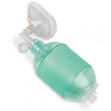 Resucitador Desechable Merlin Medical Adulto / Pediátrico / Neonatal.