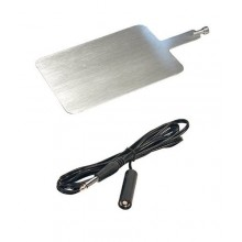 Placa Metalica Con Cable Boive Aaron A1204.