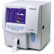 Analizador Hematologia Mindray BC-3000 Plus.