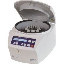Centrifuga Digital 8 Tubos 15 mL Boeco SC-8 01800-12.