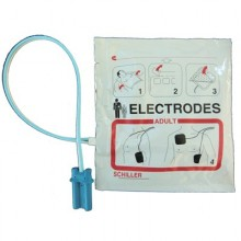Electrodo Desechable Adulto Fred Easy Schiller 0-21-0020 / 0-21-0003.