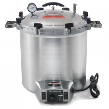 Autoclave A Vapor Olla All American 75X.